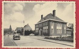 Hechtel-Eksel - Gemeentehuis ... Oldtimer  ( Verso Zien ) - Hechtel-Eksel