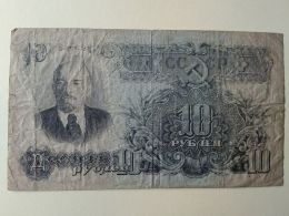 Russia 1947 10 Rubli - Russie