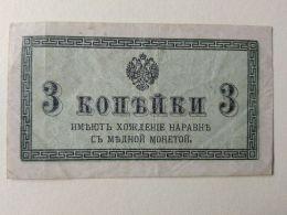 Russia 1915  3 Kopeki - Russie