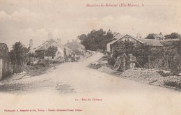 BUSSIERES-les-BELMONT : (52) Rue Du Château - Altri Comuni