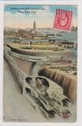NEW YORK CITY - Hudson And Manhattan Tube - (Brown Bros., N.Y.) - Ponts & Tunnels