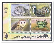 UNO Wenen 2012, Postfris MNH, Animals - Wenen - Kantoor Van De Verenigde Naties