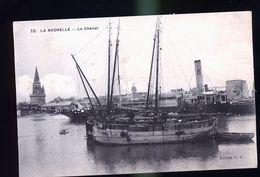 LA ROCHELLE PECHEUR - La Rochelle