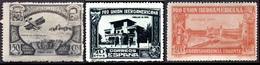ESPAGNE  1930  -  Pro Union Iberoamericana  -  Yt  466 - PA 79 - Expres 12  - NEUFS** - Cote 10.25e - Unused Stamps
