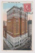 NEW YORK - 541 - Hôtel Mc Alpin - (I. U., N.Y.) - Cafés, Hôtels & Restaurants