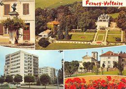 AIN  01  FERNEY VOLTAIRE    VUES MULTIPLES - Ferney-Voltaire