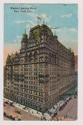 NEW YORK CITY - Waldorf-Astoria Hôtel - (H. Pinkelstein & Son) - Cafés, Hôtels & Restaurants