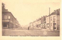 Limbourg - Bourg-Léopold - Rue Royale - Koningestraat - België
