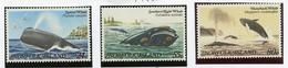 1982 - NORFOLK ISLAND - Mi. Nr. 286/288 - NH -  (UP.70.5) - Isola Norfolk