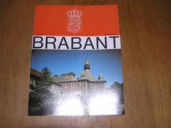 BRABANT Revue N° 3 1981 Régionalisme Brabant Wallon Palais Royal Vilvoorde Wavre Etterbeek Cortège Presbytères - Cultuur