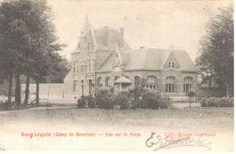 Limbourg - Bourg-Léopold - Vue De La Poste - België