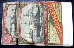 Turkey,Ottoman,Armenia,PAPER OF CIGARETTES #1916 Dolma Bahtche,F.. - Cigarette Holders