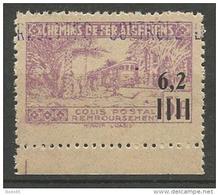 ALGERIE COLIS POSTAUX YVERT N° 136 NEUF**   SANS   CHARNIERE /  MNH - Algérie (1924-1962)