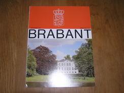 BRABANT Revue N° 4 1981 Régionalisme Brabant Wallon Rouppe Hôtel Bruxelles Bellone Mélin La Blanche Presbytères - Cultuur