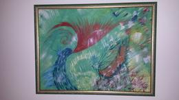 Modern Art - Cm. 30 X 40 Circa - Acryliques