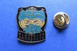 Pin's,Musique,Music,Pop, MICHAEL JACKSON, Dangerous - Music