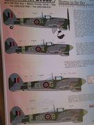Planche De Décals Additionnels AEROMASTER 1/48e N° 48-373  HAWKER TYPHOON   , Complète Et Non Commencée - Avions