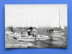 Cartolina Misano Mare - Vele - 1959 - Rimini