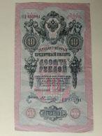 Russia 1905 10 Rubli - Russia