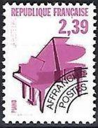 France 1990 - Musical Instruments : Piano ( Mi 2809 - YT 211 ) MNH** - 1989-....
