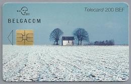BE.- België. Telecard.- BELGACOM. . - WINTER - 200 BEF.  - HK 474083 - België