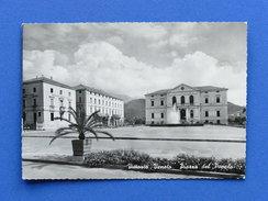 Cartolina Vittorio Veneto - Piazza Del Popolo - 1954 - Treviso