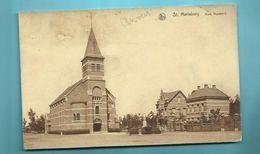 """-  **   St. Mariaburg            ** --    """"""""  Kerk  Rustoord  """""""". -- - Brasschaat"""
