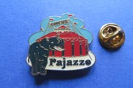 Pin's, Elefant, Elephant, Circus Pajazzo, Zirkus - Animals