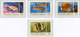 1984 - NORFOLK ISLAND - Mi. Nr.  335/338 - NH -  (UP.70.7) - Isola Norfolk