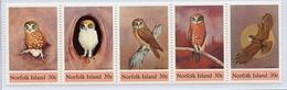 1984 - NORFOLK ISLAND - Mi. Nr.  339/343 - NH -  (UP.70.7) - Isola Norfolk