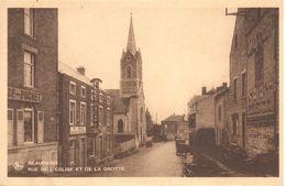 Beauraing - Rue De L'Eglise Et De La Grotte - Beauraing