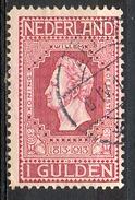 PAYS-BAS - (Royaume) - 1913 - N° 90 - 1 G. Lie-de-vin - (Centenaire Du Rétablissement De L'indépendance) - Oblitérés