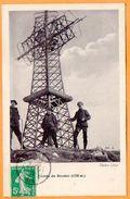01 THOIRY    CROIX DU RECULET     Voyagée 1912 Carte N° 47742 - Francia