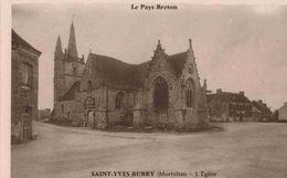 CPM  Saint Yves Bubry - France