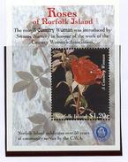 1999 - NORFOLK ISLAND - Mi. Nr.  BL. 31 - NH -  (UP.70.7) - Isola Norfolk