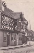 GODALMING -OLD HOUSES, CHURCH STREET - Surrey