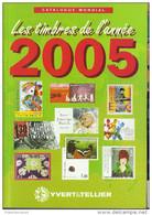 CATALOGO MUNDIAL DE SELLOS 2005 YVERT &  TELLIER  SIN USAR (CASILLERO -C.05.14. - Catalogues