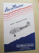 Planche De Décals Additionnels AEROMASTER 1/48e N° 48-032 NAKAJIMA KI-27 NATE   , Complète Et Non Commencée - Airplanes