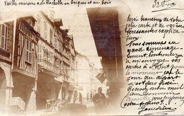 17-LA ROCHELLE-VIELLES MAISONS-CARTE PHOTO- - La Rochelle
