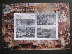Saint Pierre Et Miquelon: BF  N°15, Neuf XX. - Blocchi & Foglietti
