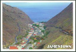 Saint Helena Island Jamestown South Atlantic Ocean Africa Afrique - Saint Helena Island