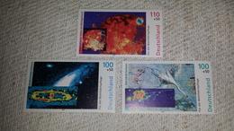 ASTRONOMY ASTRONOMIE Astronomia STERRENKUNDE KOSMOS HOLOGRAM 3D DEUTSCHLAND Germany GERMANIA 1999 Science - Astronomy
