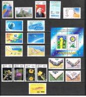 Cipro Turca - 2000 - Nuovo/new MNH - Annata Completa - Year Set - Mi N. 510/531 + Bl 19 - Ongebruikt