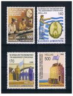 Grecia - 1998 - Nuovo/new MNH - Dodecanneso - Mi N. 1968/71 - Greece