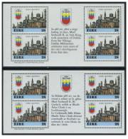 Irlanda - 1988 - Nuovo/new MNH - Millennio Dublino - Foglietti - Mi N. 642 - Nuovi