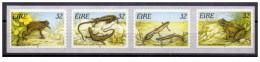 Irlanda - 1996 - Nuovo/new MNH - Rettili - Mi N. 913/16 - 1949-... Repubblica D'Irlanda