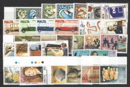 Malta - 1996 - Nuovo/new MNH - Annata Completa - Year Set - Mi N. 975/1004 - Malte