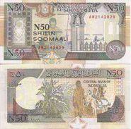 Somalia    50 Silin  1991  UNC - Somalia