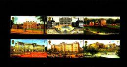 GREAT BRITAIN - 2014  BUCKINGHAM PALACE  TWO STRIPS  MINT NH - Blocchi & Foglietti