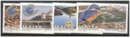 Malta - 1999 - Nuovo/new MNH - Europa CEPT - Mi N. 1063/66 - Malta